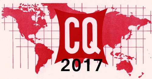 CQ  Worldwide SSB