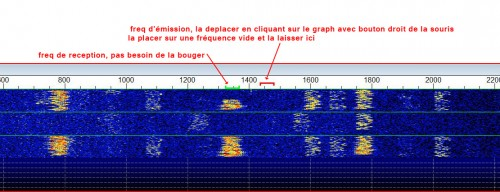 tutoriel FT8 JTDX JTalert